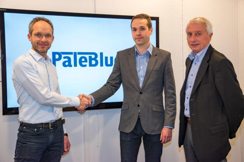Validé Invest invests PaleBlue