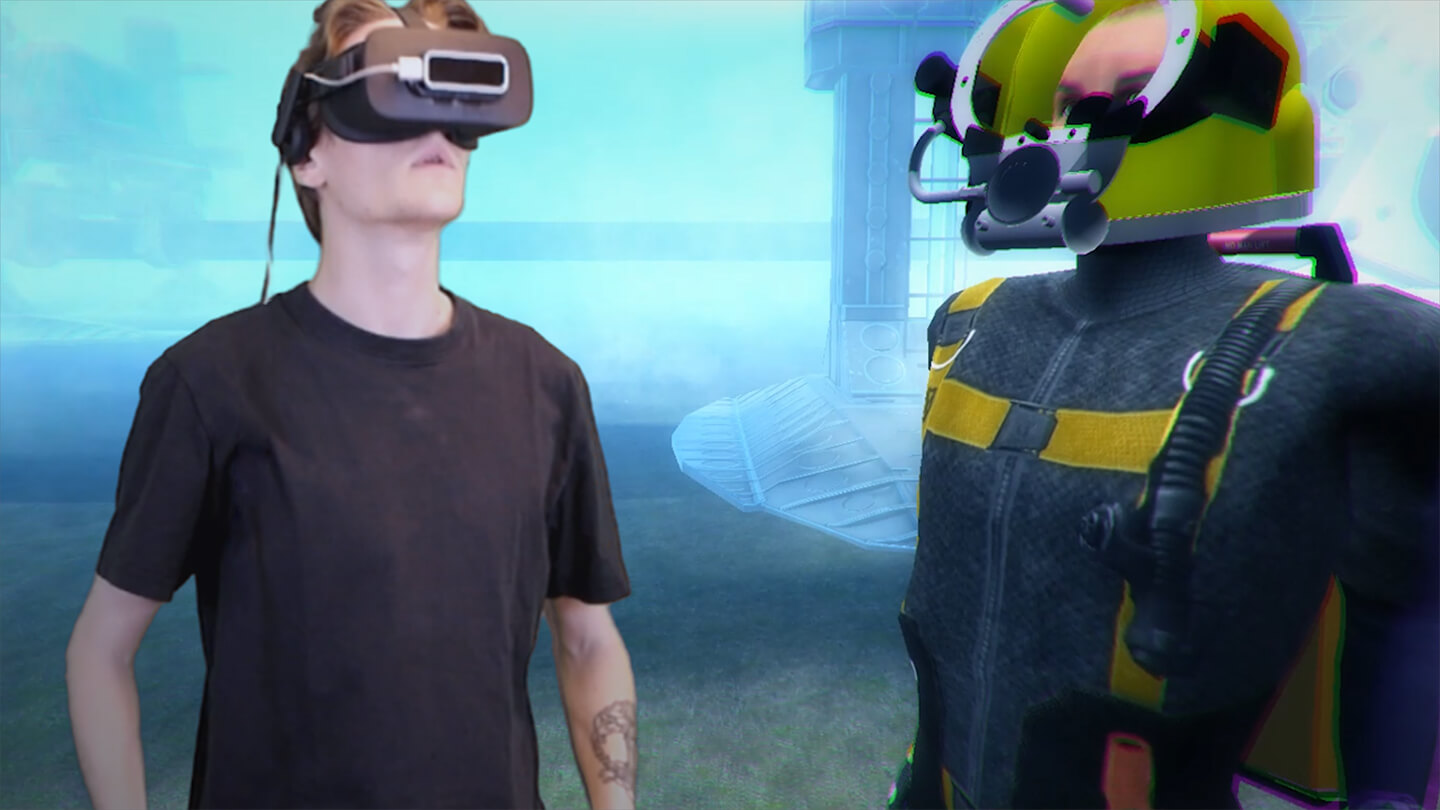 VR Diver 2018 Is Released