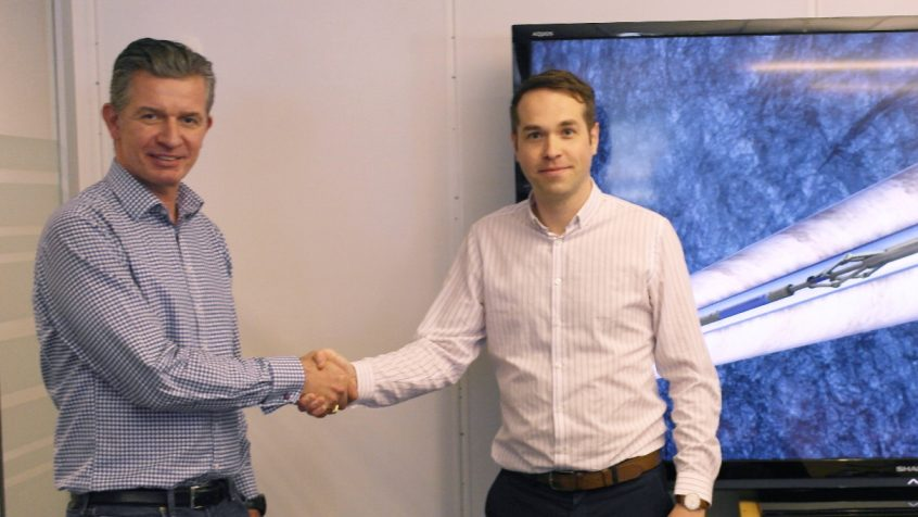 Jørgen Espeland - CIO at Altus Intervention, and Felix Gorbatsevich - Managing Director at PaleBlue.