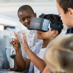 Can We Use VR to Transform Education in the Age of Experience?