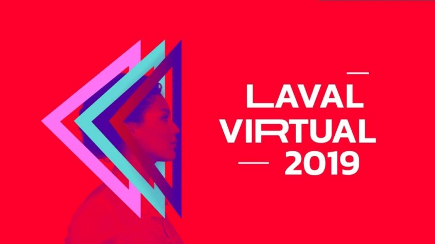 Laval Virtual 2019 poster