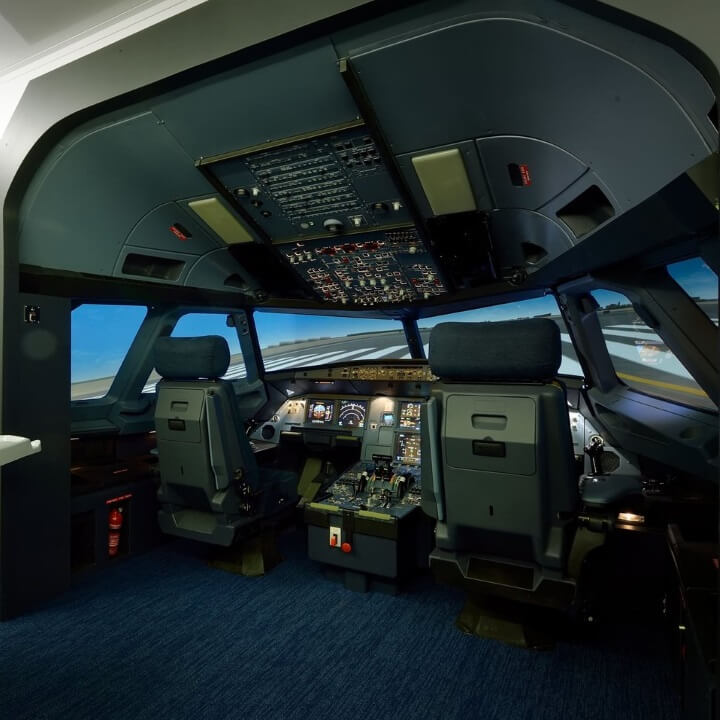 Semi-Immersive Virtual Reality