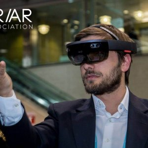 Attending the VRARA Enterprise Summit 2019