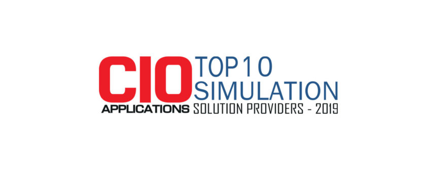 CIO top 10 simulation badge
