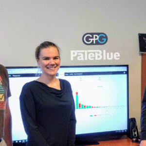 PaleBlue Engineers to Take Part in GeoPlayground's Development