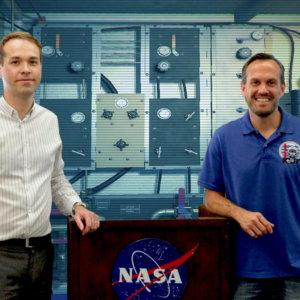 PaleBlue Development for NASA