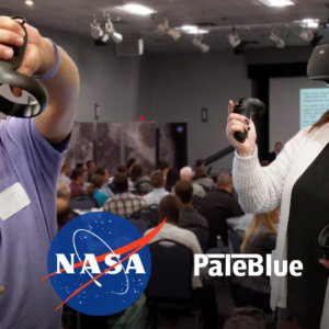 PaleBlue Invited by NASA to Exhibit