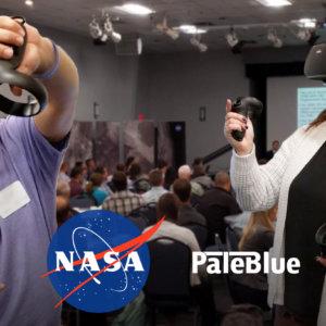 PaleBlue Invited by NASA to Exhibit