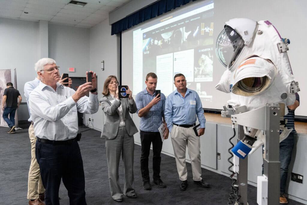 PaleBlue at NASA