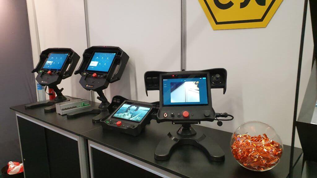 Digitalization solution for offshore platform