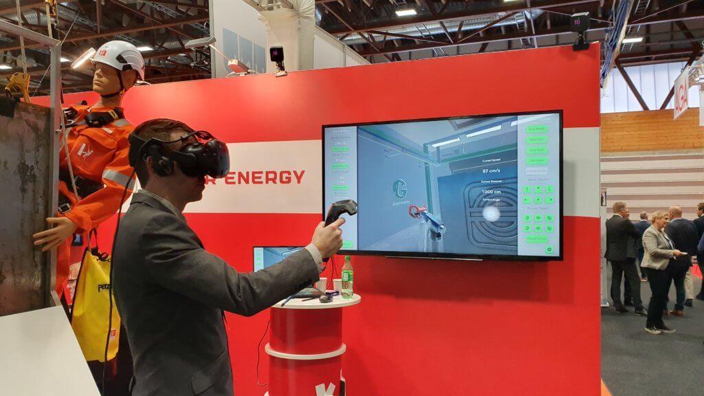 VR Training Simulator