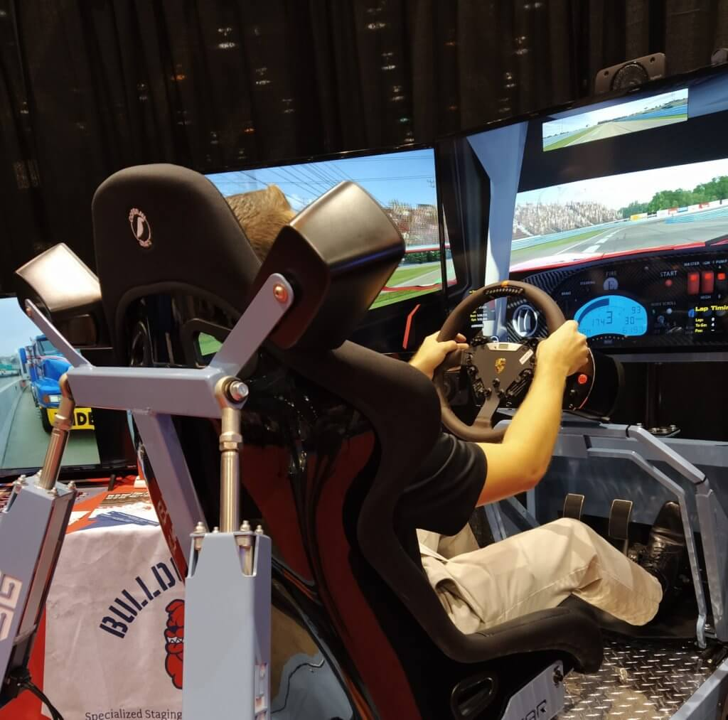 Motion Platform Simulator