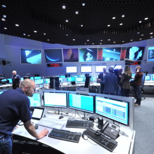 Meeting European Space Agency