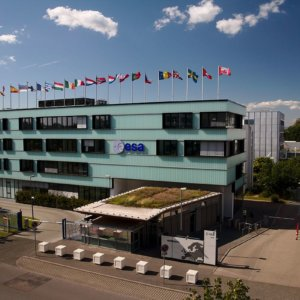 Meeting European Space Agency