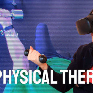 PaleBlue Introduces VR In Physiotherapy