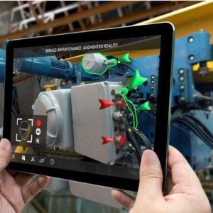 Augmented Reality in Manufacturing Industries