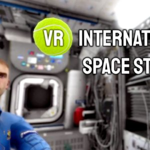 PaleBlue Provides a VR Simulator for the ISS