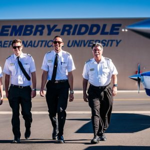 PaleBlue VR Training at the Embry-Riddle US University