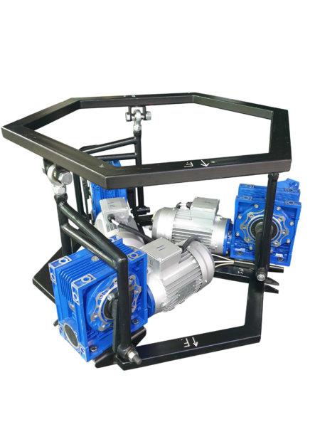 3DOF PLATFORM 150 KG