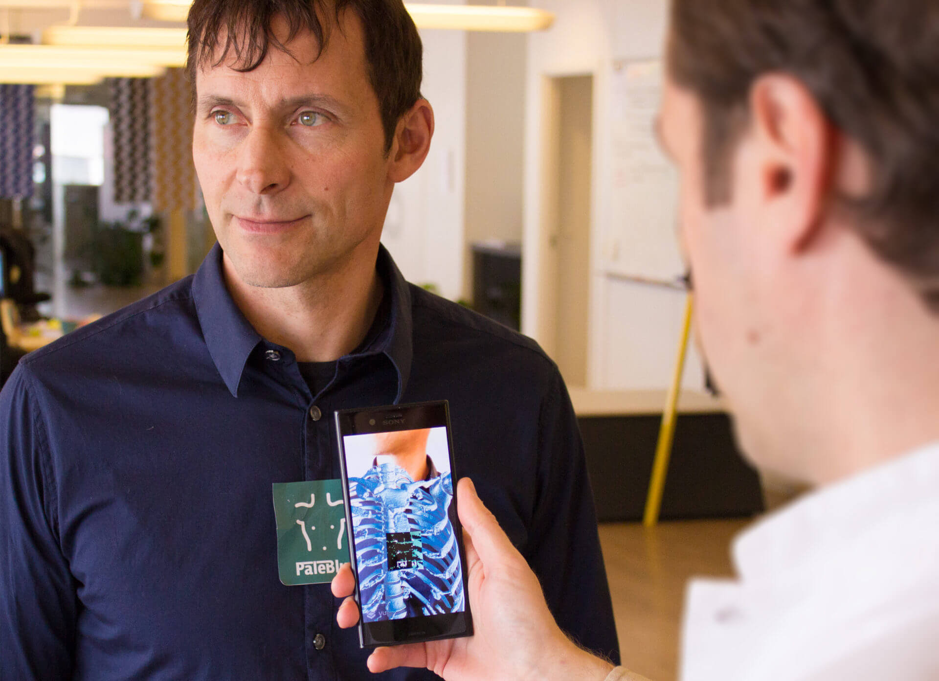 Augmented and Virtual Reality for Doctors and Patients